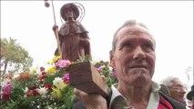 Una romería gallega toma la calle en el Buenos Aires Celebra Galicia