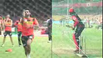 IPL 9- Virat, Ab de Villiers & Chris Gayle Batting Practice Session 2016