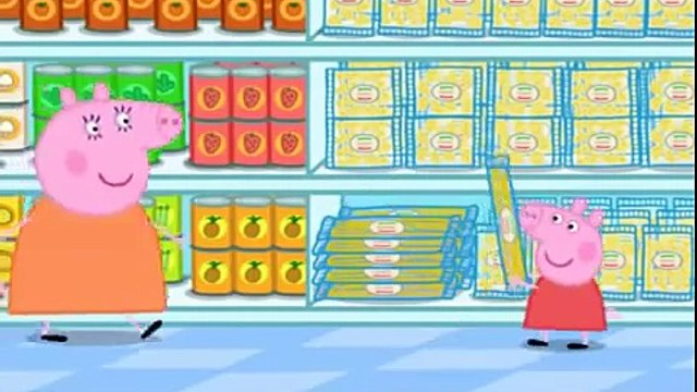 Peppa Pig-Shopping