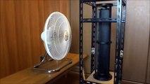 都市型垂直軸風力発電機の試作機「ピンフォース」VOL.3