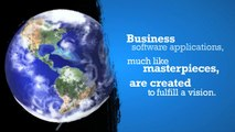 The Process of Creating [ Business Value through Applications ]