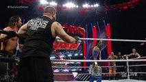 TEAM REIGNS VS. TEAM ROLLINS - 5 ON 5 SURVIVOR SERIES ELIMINATION MATCH (2015) - WWE Wrestling - Sports MMA Mixed Martial Arts Entertainment