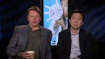 "IR Interview: Dave Foley & Ken Jeong For ""Dr. Ken"" [ABC]"