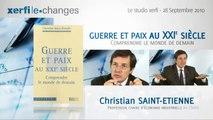 XERFI e-changes : Christian Saint-Etienne Partie 2/5