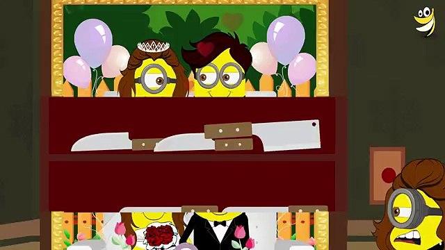 Mr And Mrs Minions Funny Minions Mini Movies Cartoon P2 [HD] 1080P