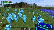 PopularMMOs Minecraft: NIGHT LUCKY BLOCK MOD (BOB APOCALYPSE, WITHER 2.0, & MORE!) Mod Showcase