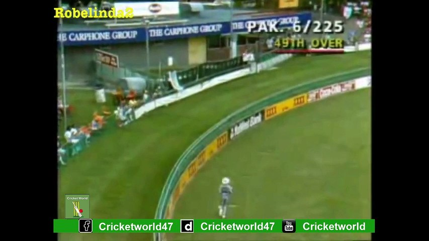 IMRAN KHAN The Best Cricketer In World Cup 1992 Vs West Indies. 67 Off 41 balls By Cricket World