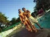 Saltos na piscina do Caju [PARTE 2]