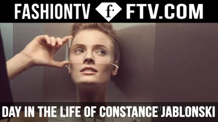 Day In The Life Of Constance Jablonski | FTV.com