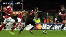 Standard Liège - AZ 2009-10 (Champions League)