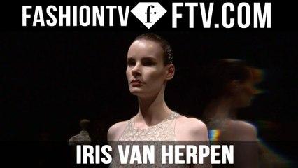 First Look Iris Van Herpen F/W 16-17 at Paris Fashion Week | FTV.com