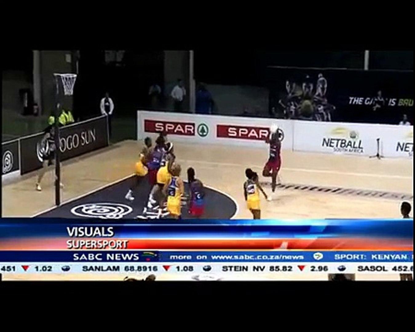 Round 3 of the Brutal Fruit Netball Premier League: Keneiloe Kgasi