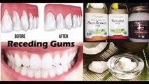 ¡La enfermedad de las encías es un asesino silencioso! Aquí están 8 remedios caseros para sanar las,
