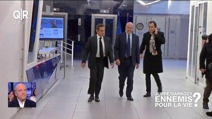 Juppé/Sarkozy: Ennemis pour la vie ? - Le Supplément du 24/04 - CANAL+