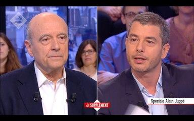 Le supplément spécial Alain Juppé du 24/04 – Emission intégrale - CANAL +