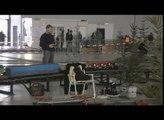 Echtdampf-Hallentreffen 2012  Unimog und Sonstiges