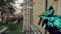 "Rainbow Six Siege Montage - ""TWITCH"" Top Plays !!! (Famas + Shock Drone Kills) Multiplayer Gameplay"