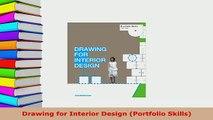 PDF  Drawing for Interior Design Portfolio Skills PDF Online