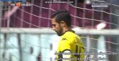 Atalanta Fantastic Chance - Atalanta vs ChievoVerona - Serie A - 24/04/2016