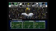 Packers vs. Seahawks - NFC Simulation - Madden NFL 2004 (Playstation 2)