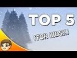 Top 5 Best Holiday Gifts #3 - KIDS Holiday Gifts!