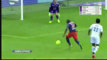 Jerome Roussillon Goal - Montpellier 1 - 0 Troyes