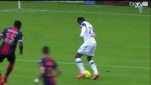 0-1 Axel Ngando Goal France  Ligue 1 - 24.04.2016, Gazélec Ajaccio 0-1 SC Bastia