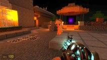 Gmod Minecraft Mod - Minecraft Manor and Applejack  My Little Pony (Garry's Mod) - Venturiantale Mom