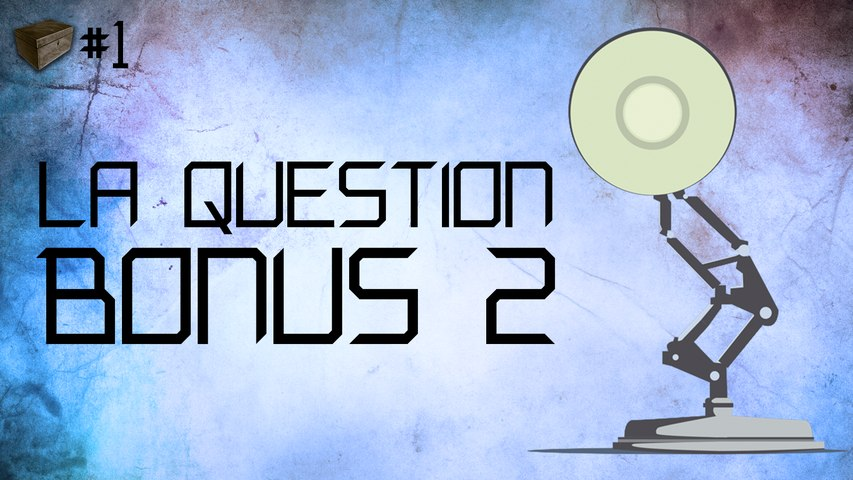 La Question Bonus 2 - BAJ #1