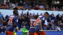 Jerome Roussillon Goal HD - Montpellier 1-0 Troyes - 24-04-2016