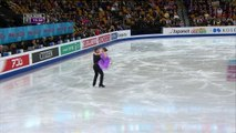 Elisabeth PARADIS / Francois-Xavier OUELLETTE - SD - ISU World Championships 2016