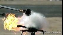 Verser de l'eau sur un feu de friteuse : très mauvaise idée!