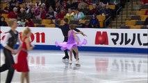 Elisabeth PARADIS / Francois-Xavier OUELLETTE - SD pre-interview - ISU World Championships 2016