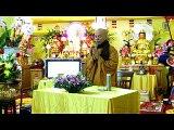 Phần 1 - Thầy Thích Viên Ngộ giảng tại Chùa Phật Quang  ngày 10 thang 11 , 2013