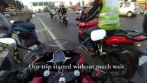 South India Vloggers Meet-up | FAIL Ride