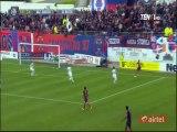 Grégory Pujol Goal HD - Gazélec Ajaccio 2-1 Bastia - 24.04.2016 HD