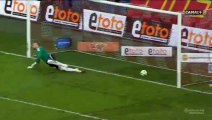 Mak M. (Penalty) GOAL -  Piast Gliwice 2-0 Lechia Gdansk 24.04.2016 HD
