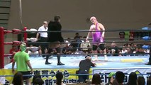 Takao Omori vs. Yutaka Yoshie (4/23/16)