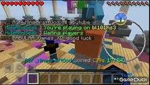 Minecraft Pocket Edition Hide n Seek Pt 1 BEST SPOT EVER?!?!?!