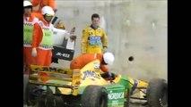 Formula 1 1993 Japanese Grand Prix - Ayrton Senna Wins, Mika Hakkinen First Podium