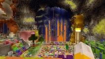 stampylonghead Minecraft Xbox - Cave Den - Playground (52) stampylongnose stampy cat stampylonghead