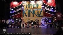 HipHop Kingz 2016 | HipHop Battle | Giorgio vs Dinko vs Joyson vs Lamine vs Lionel