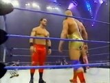 Kurt Angle & Chris Benoit vs Edge & Rey Mysterio - 2 out of 3 Falls Match 1172002 [Low, 360p]