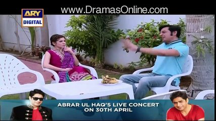 Bulbulay Episode 396 full on Ary Digital 24th April 2016