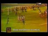 Emelec 2 - Audaz Octubrino 0 - (Goles del partido 24 Abril 1988)