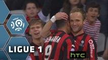 But Valère GERMAIN (11ème) / OGC Nice - Stade de Reims - (2-0) - (OGCN-REIMS) / 2015-16