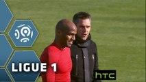 EA Guingamp - SM Caen (1-1)  - Résumé - (EAG-SMC) / 2015-16