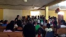 Children's Choir Jacmel, Haiti