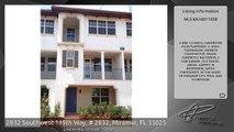 2832 Southwest 119th Way, # 2832, Miramar, FL 33025
