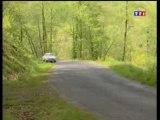 Tour auto 2007 tête à queue